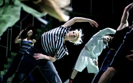 The truth about life as a background dancer - Telegraph   The world of professional dance   Scoop.it