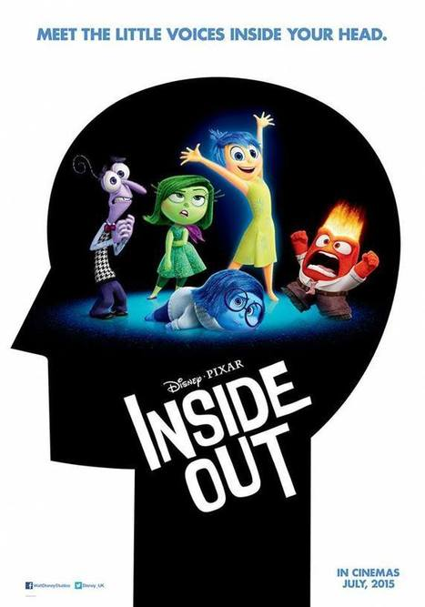 11 lessons I learned from Pixar's Inside Out - Today's Parent | 21st C Learning | Scoop.it