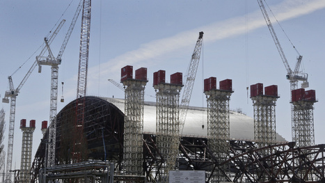 This Massive Steel Structure Will Entomb Chernobyl's Reactor 4 | Steel Construction Industry | Scoop.it