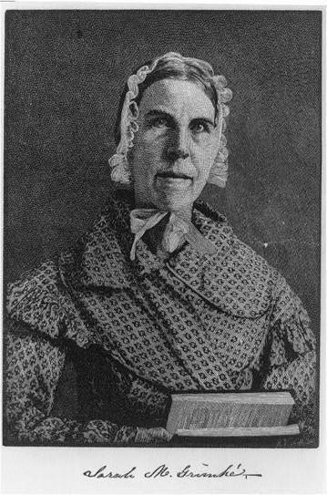 Grimke Sisters - Women's Rights National Historical Park | Abolitionists | Scoop.it