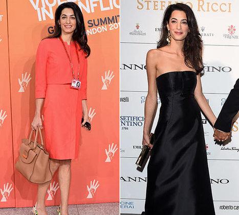 Amal Alamuddin: wedding dresses George Clooney's bride could wear - hellomagazine.com   fashion   Scoop.it