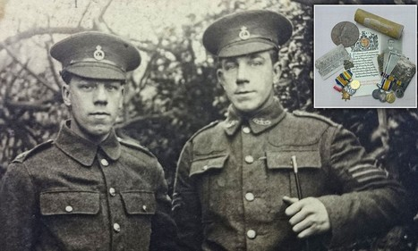 WW1's last victim died from his bullet wounds 47 years after conflict | British Genealogy | Scoop.it