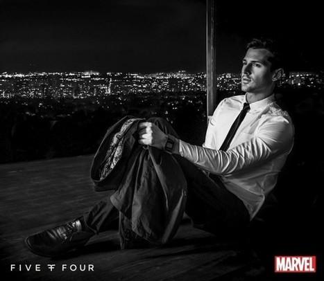 Marvel Announces Men's Fashion Line | Fashion | Scoop.it