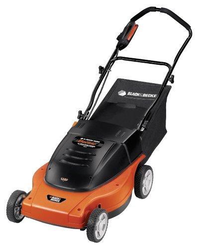 $60.00 Discount on Black & Decker MM875 Lawn Hog 19-Inch 12 amp Electric Mulching Mower with Rear Bag   Lawn Mowers Discount   Scoop.it