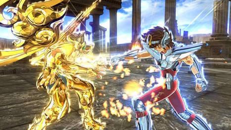 Saint Seiya: Soldiers Soul Versión PC saldrá finales noviembre. | Descargas Juegos y Peliculas | Scoop.it