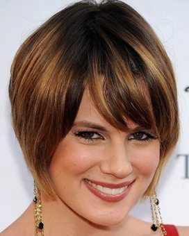 Cute Short Hairstyles for Women with Thick Hair | Women Hairstyles | Scoop.it