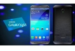 Samsung Galaxy S6 New Concept Design By Greco Medrano   iPhone 6   Scoop.it