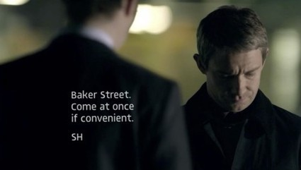 Sherlock: A Perspective on Technology and Story Telling | Teaching & Learning Resources | Scoop.it