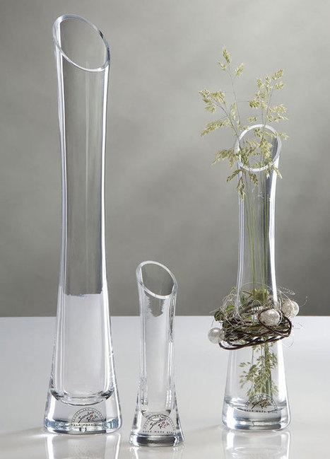 Los 5 tipos de jarrones que todos los amantes de las flores deben conocer   Mil Ideas de Decoración   Decoración de interiores   Scoop.it