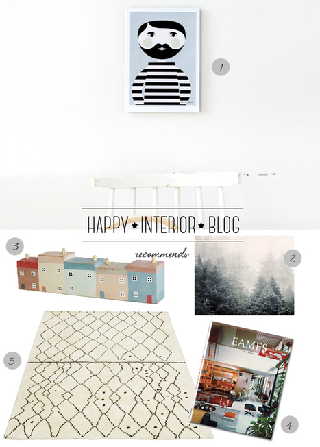 Happy Interior Blog: Happy Interior Blog Recommends... | Home Improvement | Scoop.it