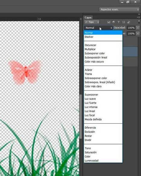 Las capas en Photoshop Que son y para que sirven? | Educacion, ecologia y TIC | Scoop.it