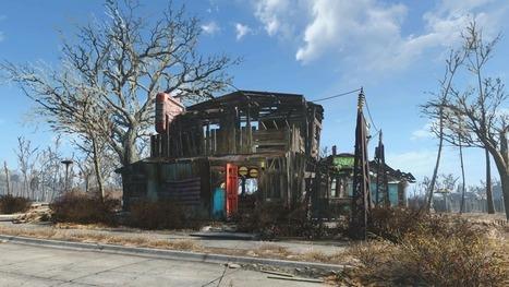 Fallout 4 ou la ville subvertie : une exploration vidéoludique - pop-up urbain | Usages numériques et Histoire Géographie | Scoop.it