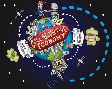 « L'#économie #collaborative va se développer dans tous les secteurs», @jowyang | Social media - news et Stratégies | Scoop.it