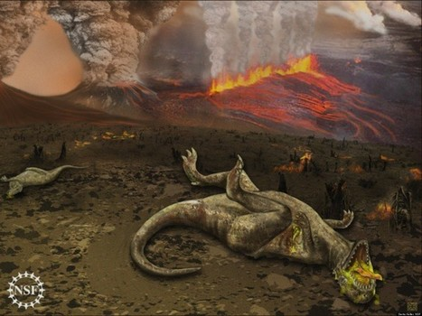 Meteorite Not To Blame For Dinos' Demise, Study Suggests | 21st Century Innovative Technologies and Developments as also discoveries, curiosity ( insolite)... | Scoop.it