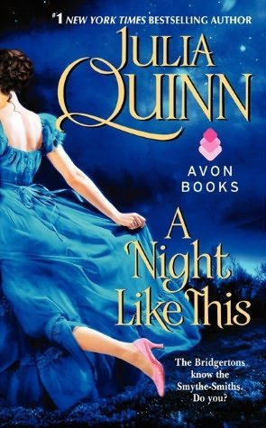 RA Crossroads: What To Read After Julia Quinn's A Night Like This | LibraryLinks LiensBiblio | Scoop.it