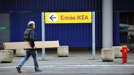 Ikea : d'anciens responsables mis en examen pour surveillances illégales   Magasin Ikea   Scoop.it