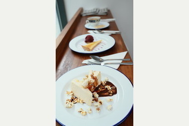 Nottingham's newest coffee shop The Pudding Pantry: not just desserts | puddings | Scoop.it