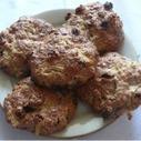 Recette de cuisine Cookies de pommes, de raisins et d'avoine | Nos recettes du monde | Recettes de Cuisine du Monde | Scoop.it