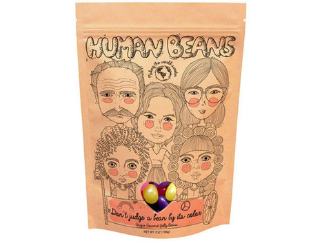 HUMAN BEANS: Unique Candy with a Sweet Message! | iCelebrateDiversity.com Blog | Scoop.it