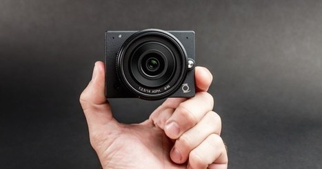 This Tiny 4K Camera Is the Size of a GoPro, Is Good in Low-Light, & Offers Interchangeable Lenses   Human Rights and World Peace   Scoop.it