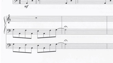 """Watch Animated Sheet Music for Miles Davis' """"So What,"""" Charlie Parker's """"Confirmation"""" & Coltrane's """"Giant Steps"""" 