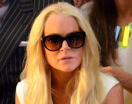 Lindsay Lohan teve recaída no festival Coachella | FLAGRA | Coachella Festival 2014 | Scoop.it