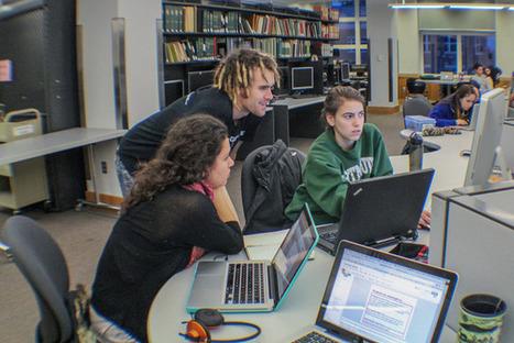 Courses raise focus on multimedia - The Dartmouth   3C Media Solutions   Scoop.it