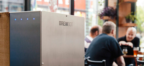 Brewbot : de la bière brassée à la demande à base d'Arduino | connected things & apps | Scoop.it