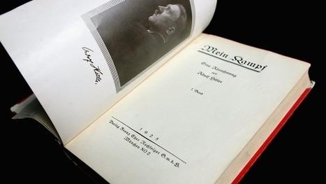Mein Kampf returns to Germany | General History | Scoop.it
