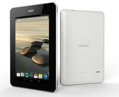 Acer Iconia B1 tablet updated with new design, better internals and 3G - Android Authority | Live Support Software is the Means to the End | Scoop.it