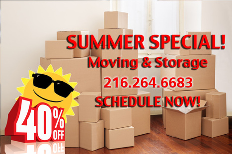 Roadrunner Moving & Storage Cleveland Offer 40 Off | Moving Advice | Scoop.it