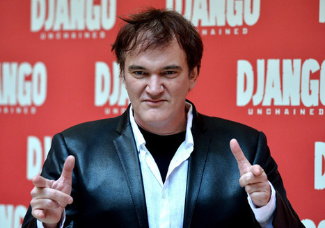 Quentin Tarantino Says Smaller, 'Jackie Brown'-Esque Film Might Be Next; 'Django Unchained' & 'Pulp Fiction' Connection Revealed | BK  Quentin Tarantino | Scoop.it