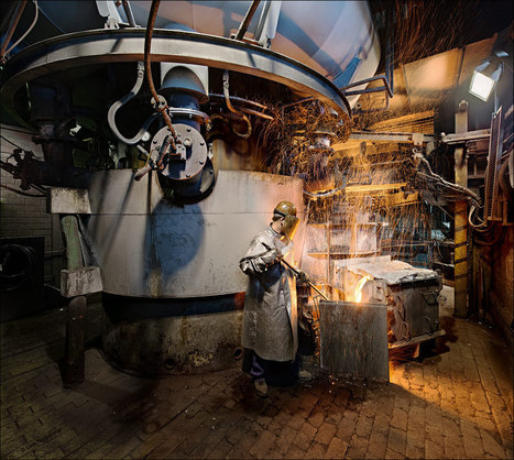 Steel Industry Photography | Art, photography and painting | Scoop.it