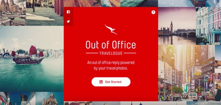 Illustrez votre mail automatique d'absence avec vos photos Instagram | Médias sociaux : Conseils, Astuces et stratégies | Scoop.it