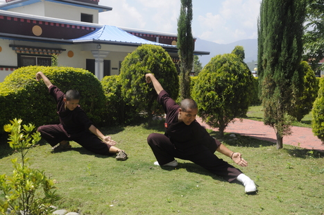 How Kathmandu's 'kung fu nuns' sprang into action after the Nepal's quake | Coffee Break Ezine | Scoop.it