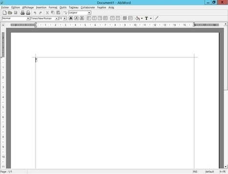 Bureautique : Abiword et Gnumeric plutôt que LibreOffice | Informatique | Scoop.it