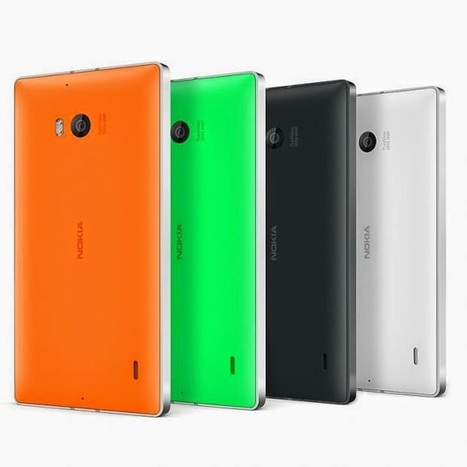 Nokia's Lumia 930 has an impressive spec list - does the experience match up? | Techno Blog | Technology information | Scoop.it
