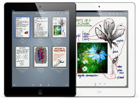 Penultimate is your Digital Notebook for Writing, Drawing, Creativity | 21st Century Edcuation | Scoop.it