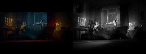 Shooting Film in a Digital World: A Victorian Ghost Story Comes to Life in Glorious 16mm | Acting Training | Scoop.it