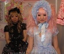 Le look sweet lolita | COIFFURE I Tendance coiffure 2012-2013 | Scoop.it