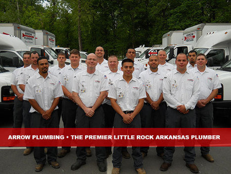 Little Rock Plumber in Little Rock, AR - Arrow Plumbing | Little Rock Plumbers – Arrow Plumbing | Scoop.it