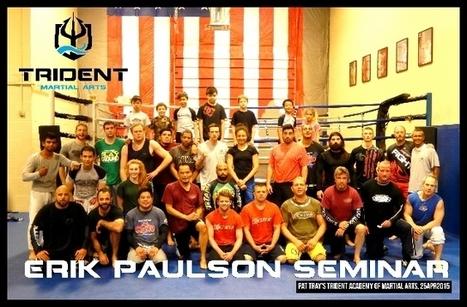Erik Paulson MMA Seminar Review 2015 | NoVA/DC Metro | MMA n' BJJ in Northern VA | Scoop.it