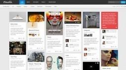 Pinable - A Pinterest Inspired WordPress Theme | Free & Premium WordPress Themes | Scoop.it