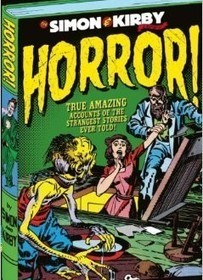 "Book Review: 'The Simon & Kirby Library: Horror!' by Joe Simon and Jack Kirby - Blogcritics.org (blog) | Jack ""King"" Kirby 
