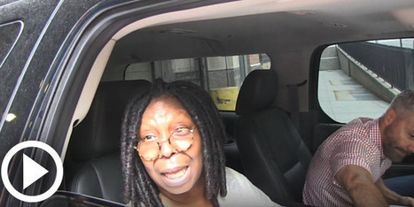 "Whoopi Goldberg Says She Might Leave The Country If Trump Is Elected | ""FOLLIEWOOD"" 
