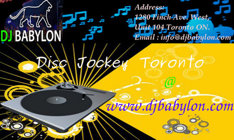 DJ Babylon | DJ Services and Party Arrangements | Scoop.it