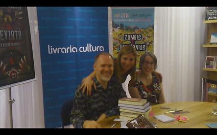 Scott Westerfeld no Rio de Janeiro | Blogueira, Estudante e Curiosa | Scoop.it