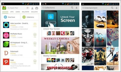MoboMarket Review – One Stop Shop for Apps Lovers | Updateland | Scoop.it