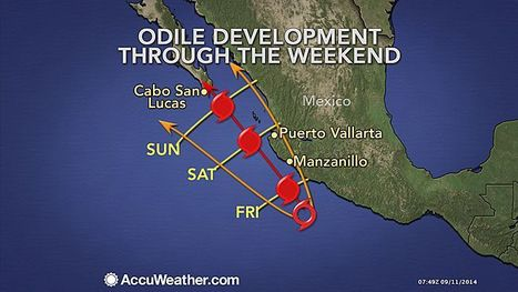 Tropical Storm Odile Threatens More Mexico, Southwest US Flooding   Cabo San Lucas   Scoop.it