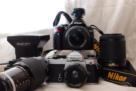 Nikon Photo Contest No Longer Accepts Photos Shot Using Film ...   black and white film photo   Scoop.it